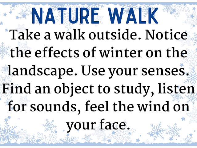 Winter Themed Meditation and Mindfulness Activities for the Classroom or Home School